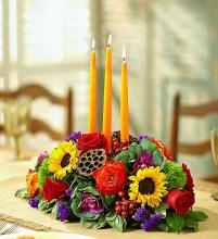 Grandeur for Fall Centerpiece