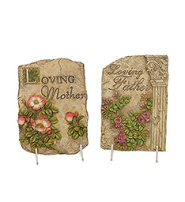Loving Father Plaque
