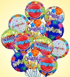 Air-Rangement - Congratulations Mylar Balloons