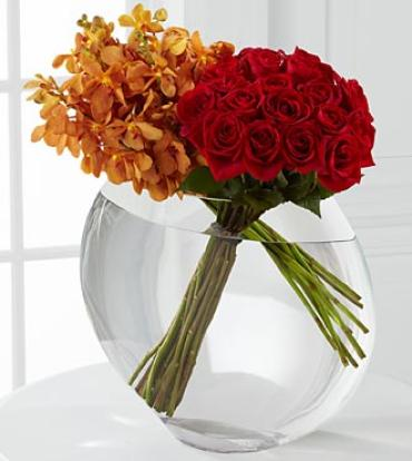 The Glorious Rose Bouquet - 18 Stems of 24-inch Premium Premium