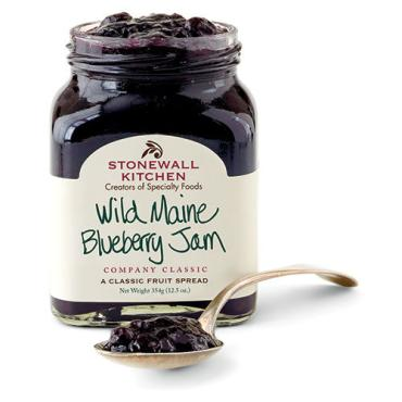Wild Maine Blueberry Spread