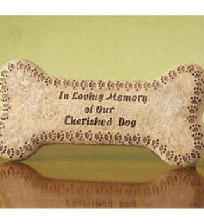 Dog Bone Stepping Stone