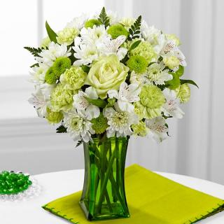 The Lime-Licious Bouquet